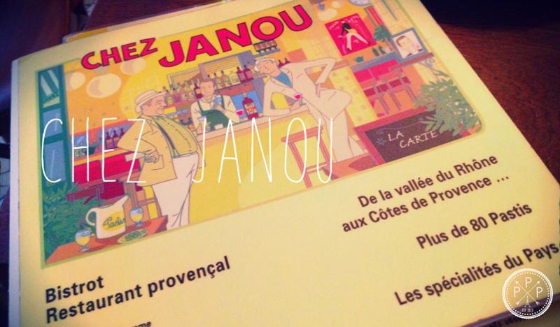 Chez Janou (Header)