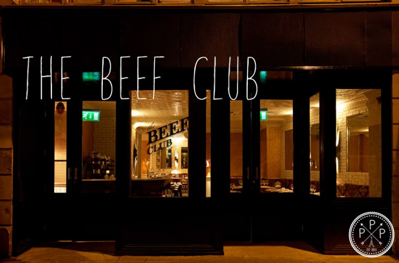 The Beef Club (Header)