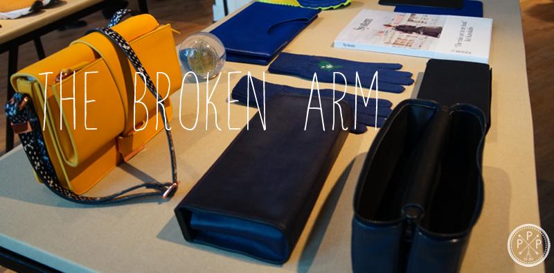 Broken Arm - Header